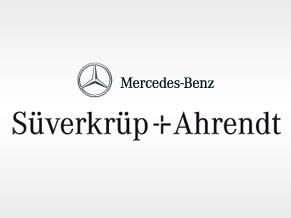 Mercedes Benz Süverkrüp Website